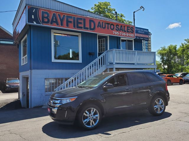 2014 FORD Edge SEL AWD **Navigation/Panoramic Roof** in Barrie, Ontario