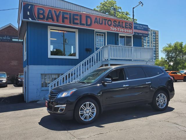 2015 CHEVROLET Traverse LT AWD **7 Passenger/Heated Seats/Remote Start** in Barrie, Ontario
