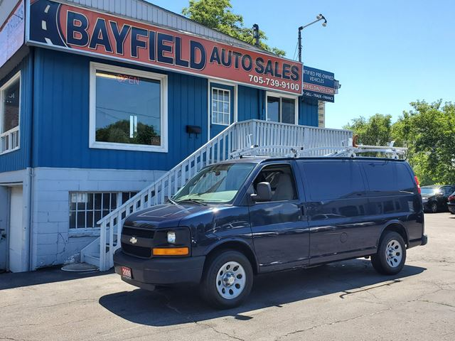 2009 CHEVROLET Express 1500 Cargo **5.3L/Power Group/Shelving/Only 27k!** in Barrie, Ontario