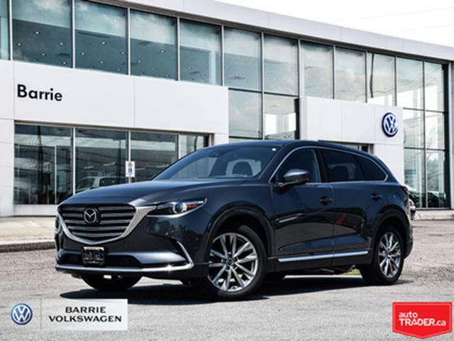 2017 MAZDA CX-9 GT Bluetooth Connection,Back-Up Camera,Power Liftg in Barrie, Ontario