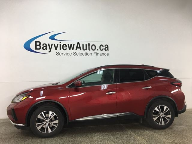 2019 NISSAN Murano SV - AWD! PANOROOF! NAV! PWR LIFTGATE! + MUCH MORE! in Belleville, Ontario