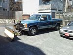 1992 GMC Sierra 2500 SLE,PLOW TRUCK DIESEL,CLEAN TRUCK,AS TRADED in Ottawa, Ontario