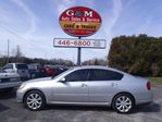2006 Infiniti M35 x ALL WHEEL DRIVE LOW MILEAGE  in Rockland, Ontario