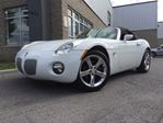 2006 Pontiac Solstice CLEAN, MINT CONDITION SOLSTICE CONVERTIBLE!! 5-SPEED, POWER GROUP, CRUISE, ALLOYS, CD/MP3 - LOADED! in Orleans, Ontario