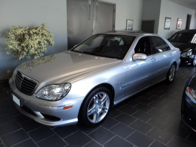 2004 mercedes benz s class s55 amg v8 kompressor toronto for Mercedes benz v8 kompressor