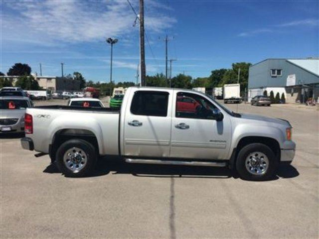 2011 gmc sierra 1500 sle 5 3l v8 tow package cobourg ontario used car for sale 721417. Black Bedroom Furniture Sets. Home Design Ideas