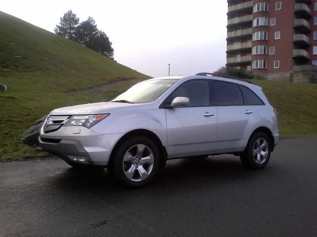 2008 ACURA MDX Elite Pkg in Halifax, Nova Scotia