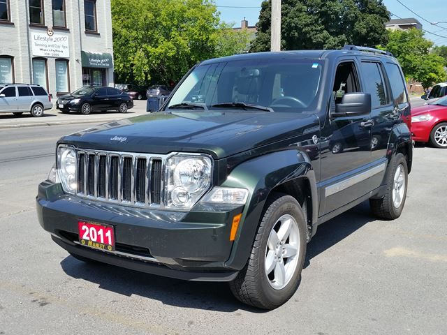2011 Jeep Liberty Limited Edition in Lindsay, Ontario