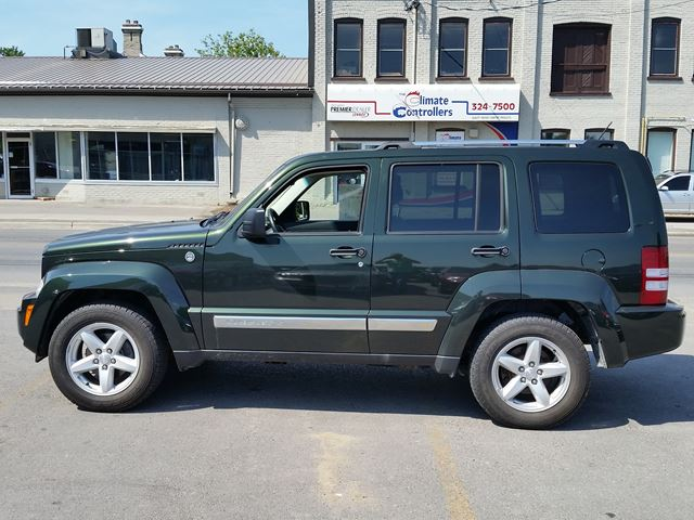 2011 jeep liberty limited edition green manley motors for Manley motors used cars