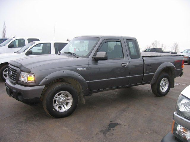 2008 ford ranger supercab edmonton alberta used car for. Black Bedroom Furniture Sets. Home Design Ideas