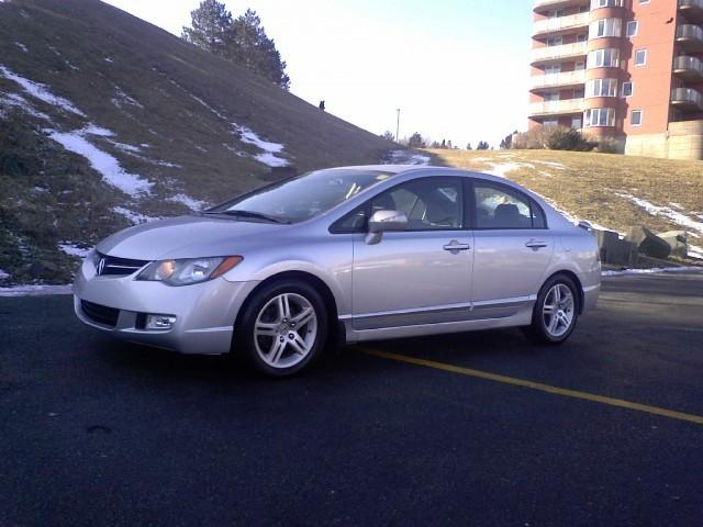 2008 ACURA CSX Tech Pkg in Halifax, Nova Scotia
