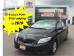 2010 Toyota Corolla CE Auto,Power Windows,Locks, Certified & E-tested in Milton, Ontario