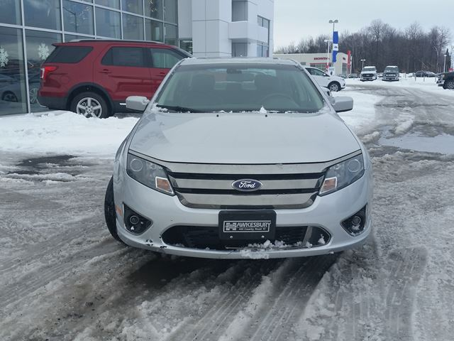 2011 ford fusion sport hawkesbury ontario used car for sale 897331. Black Bedroom Furniture Sets. Home Design Ideas
