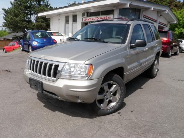 2004 jeep grand cherokee limited awd lether sunroof. Cars Review. Best American Auto & Cars Review
