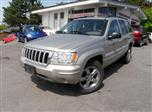 2004 Jeep Grand Cherokee Limited AWD Lether/Sunroof in Ottawa, Ontario