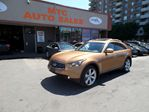 2009 Infiniti FX50 FULLY LOADED NAV in Ottawa, Ontario