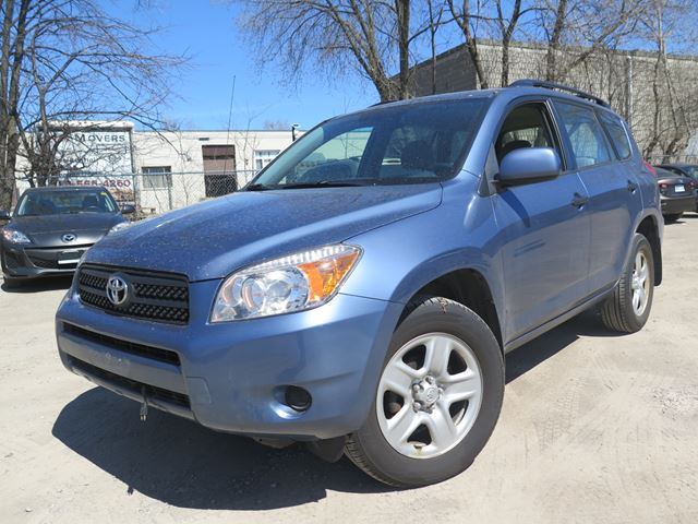 2008 toyota rav4 all wheel drive loaded toronto ontario used car for sale 931500. Black Bedroom Furniture Sets. Home Design Ideas