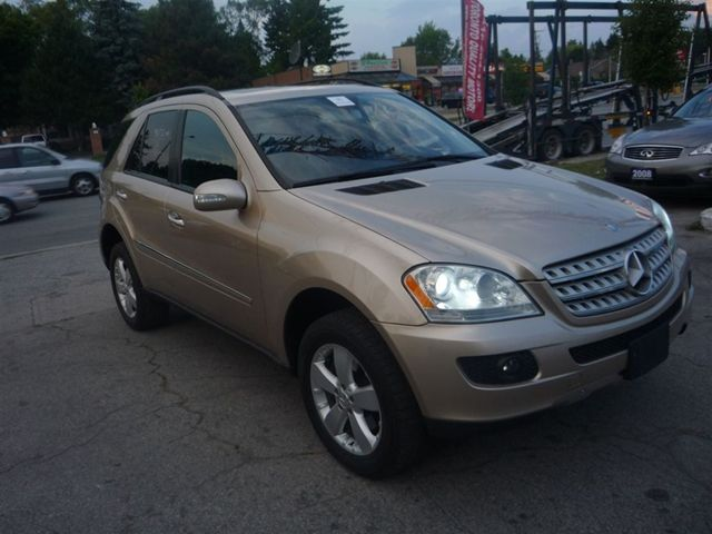 2006 mercedes benz m class ml500 one owner scarborough for Mercedes benz lease with bad credit