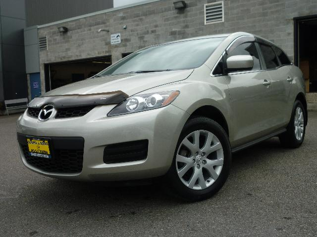 2009 mazda cx 7 gs tan dewar 39 s mid city mazda. Black Bedroom Furniture Sets. Home Design Ideas