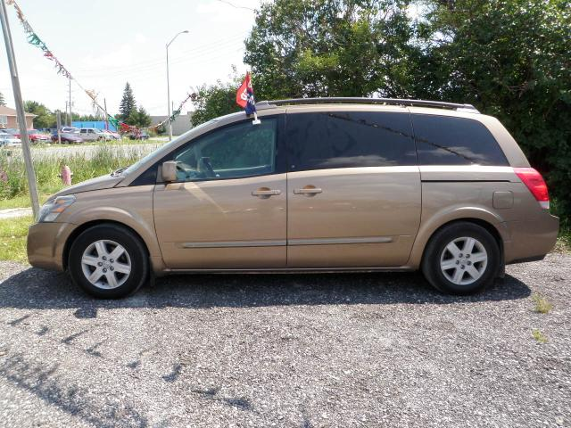 2004 nissan quest bolton ontario used car for sale 992724. Black Bedroom Furniture Sets. Home Design Ideas
