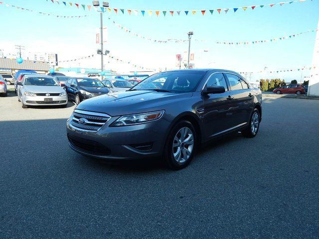 2012 ford taurus sel richmond british columbia used car. Black Bedroom Furniture Sets. Home Design Ideas