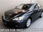2007 Lexus ES 350 PREM. PKG! SUNROOF! LEATHER! MEMORY SEATS! Sedan in Guelph, Ontario