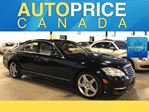 2011 Mercedes-Benz S-Class NAVIGATION|PANOROOF|LEATHER in Mississauga, Ontario