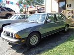 1984 BMW 7 Series 733I in St Catharines, Ontario