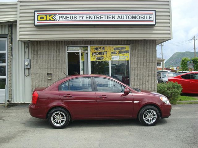 2007 Hyundai Accent           in