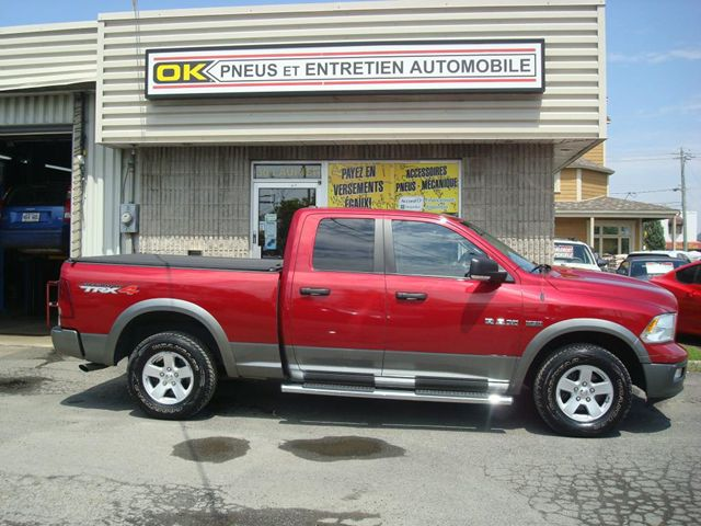 2010 Dodge RAM 1500           in