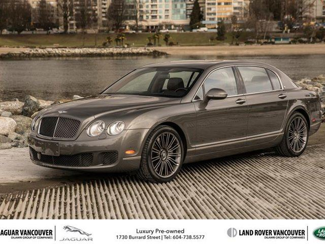 Used 2012 Bentley Continental Flying Spur 600 Speed Vancouver