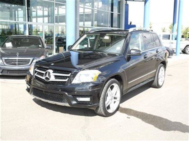 utility on a newmarket sport in glk class ontario mercedes benz