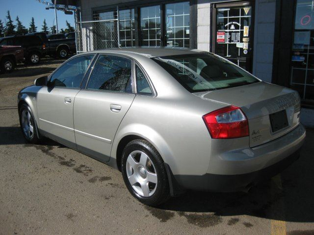 Used 2003 Audi A4 180 18t 4dr All Wheel Drive Quattro Sedan