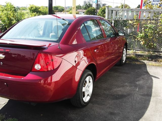used 2008 chevrolet cobalt lt1 sedan oshawa. Black Bedroom Furniture Sets. Home Design Ideas