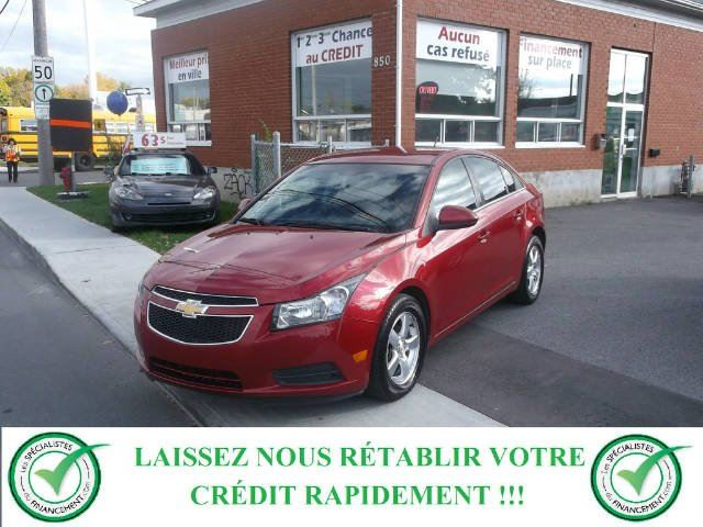 2011 CHEVROLET Cruze           in Longueuil, Quebec