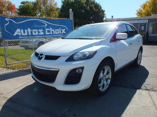 2010 MAZDA CX-7 GT 4dr All-wheel Drive in Longueuil, Quebec