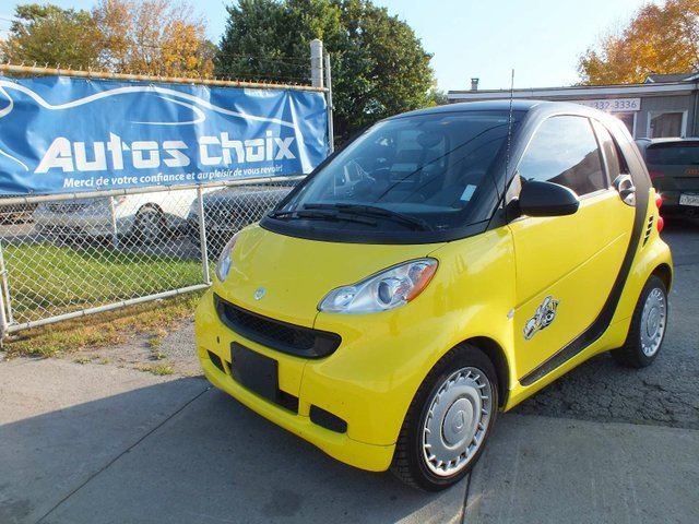 2010 SMART Fortwo pure 2dr Coupe in Longueuil, Quebec