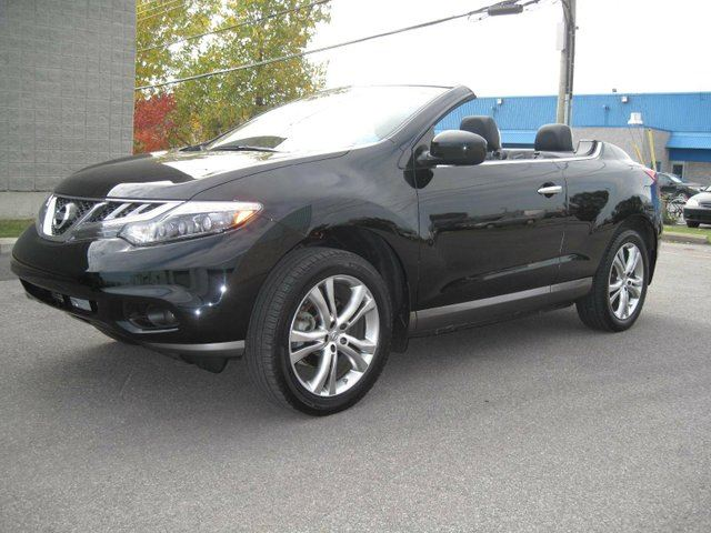 2011 Nissan Murano Base 2dr All-wheel Drive in