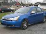 2010 Ford Focus SE 4dr Sedan in Chelmsford, Ontario