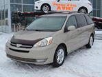 2005 Toyota Sienna XLE*CUIR*LIMITED*TOIT*DVD*7 PASSAGERS*AC*CRUISE in Sherbrooke, Quebec