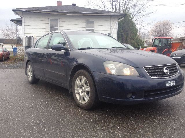 2006 Nissan Altima 2.5 S 4dr Sedan in
