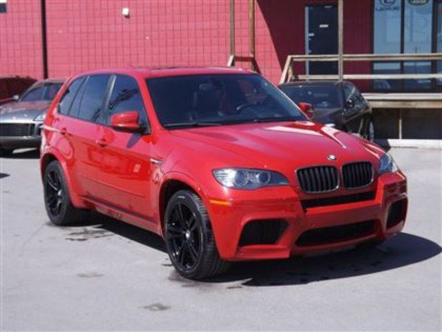 USED 2010 BMW X5 M 4.40 555HP/AWD/NAVI/CAM/DVD/HEADS UP DISPLAY ...