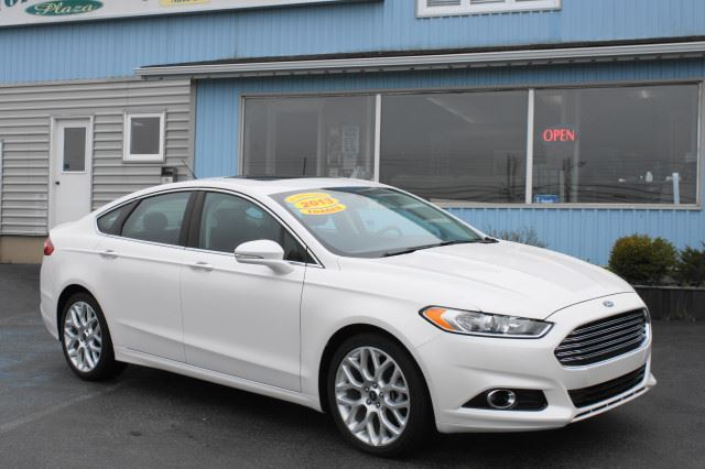 2013 Ford Fusion           in Mount Pearl, Newfoundland And Labrador