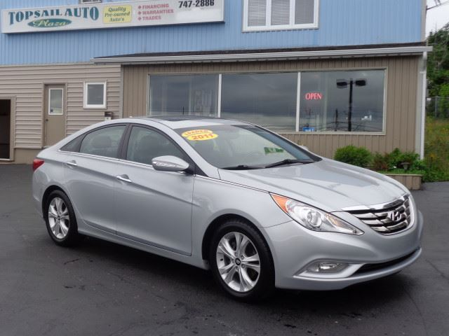 2011 Hyundai Sonata           in Mount Pearl, Newfoundland And Labrador