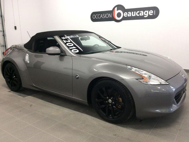 2010 NISSAN 370Z Touring in Sherbrooke, Quebec