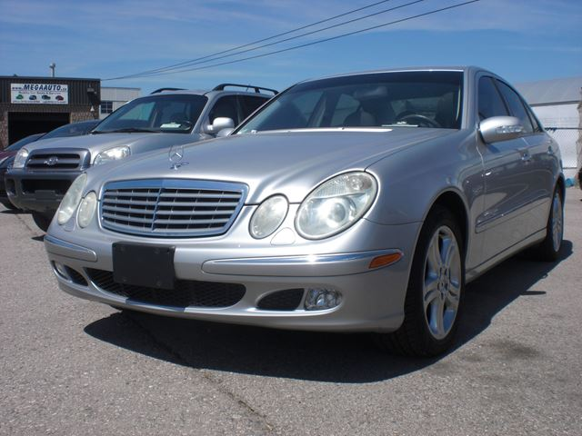 2004 Mercedes-Benz E-Class E500 5.0L in London, Ontario