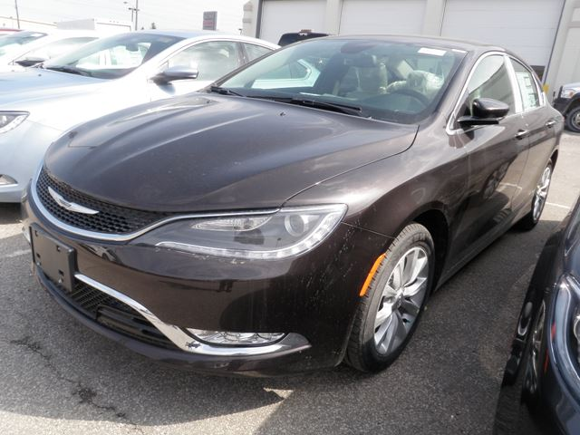 2015 CHRYSLER 200 C in Vaughan, Ontario