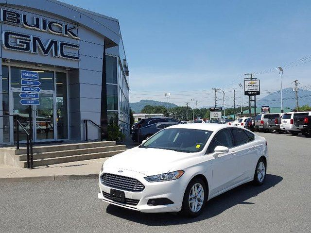 2013 FORD FUSION SE in Chilliwack, British Columbia