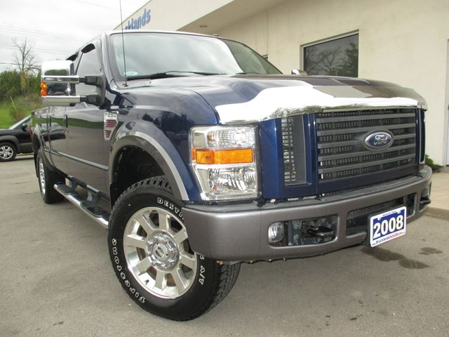 2008 FORD F-250 FX4 in Beamsville, Ontario