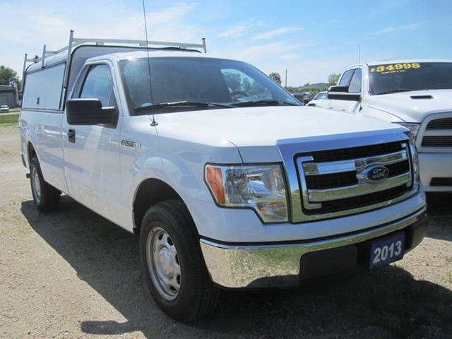2013 Ford F-150 XL w/Midbox Prep in
